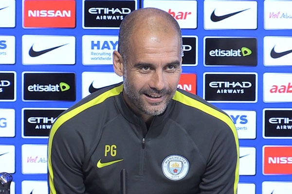 Guardiola On Spurs Clash, New Defender, EPL Record, Injury Update