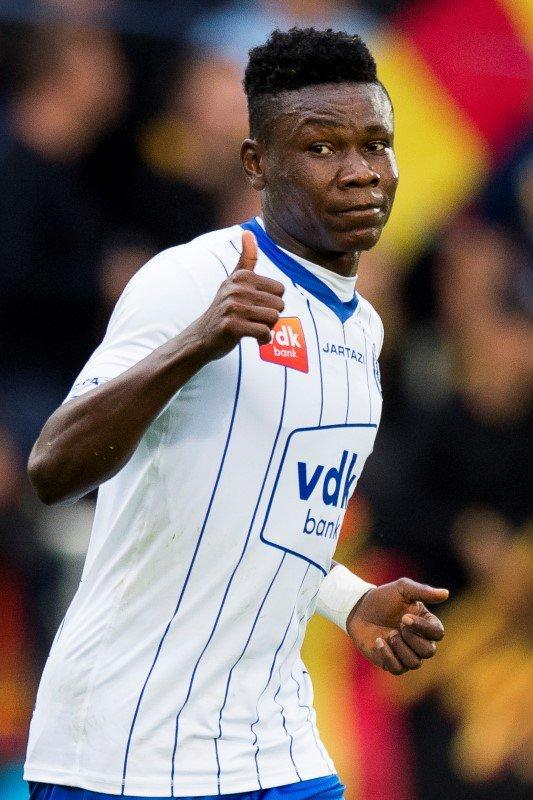 Kalu, Eduok On Target For Gent, Kasimpasa; Aluko Stars In Fulham's Away Draw
