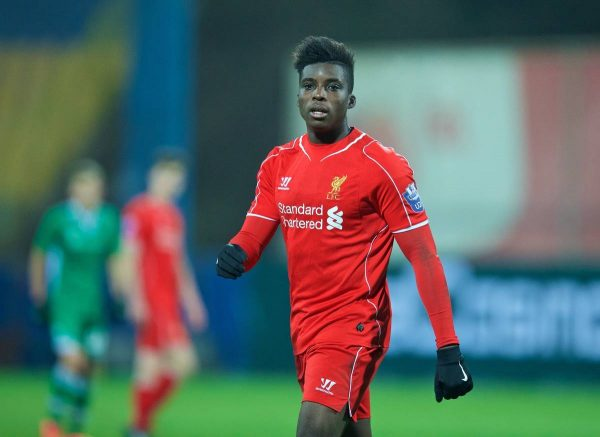 Middlesbrough Keen On Loan Signing Of Ojo From Liverpool