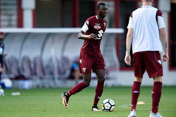 Sadiq Set To Join Dutch Club NAC Breda On Loan From Roma