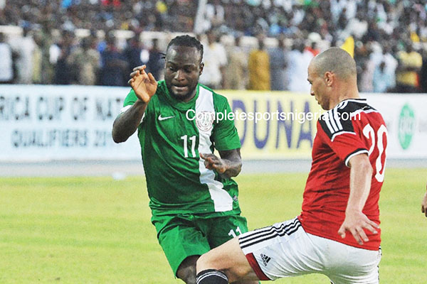 Nigeria vs Cameroon: Rohr happy to have