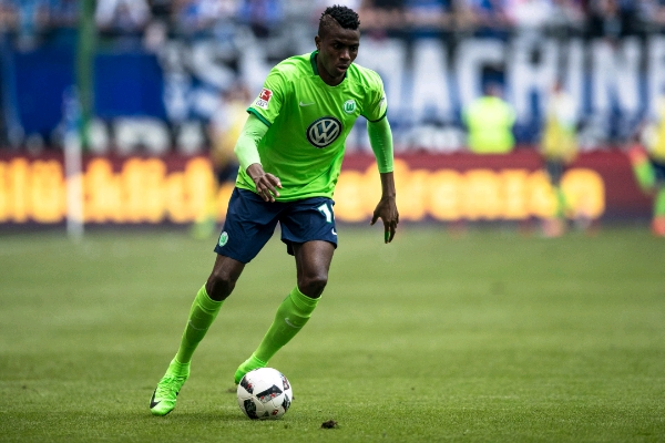 Schmidt: Osimhen Is Working Hard To Earn Wolfsburg Starting Role