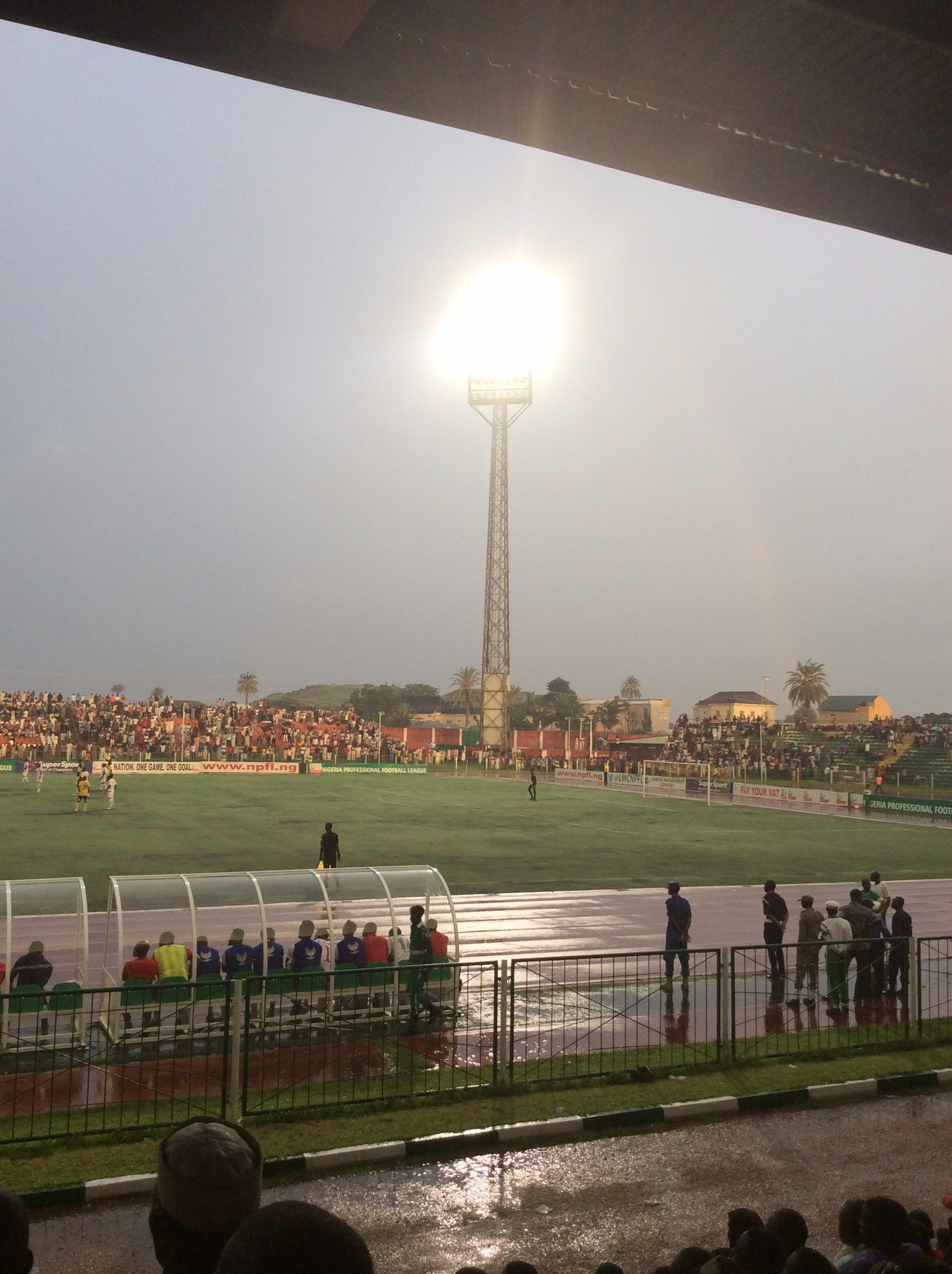 NPFL: Three Fans Arrested For Assaulting Match Officials In Bauchi