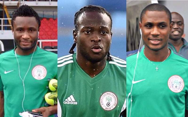 Rohr: Mikel, Moses, Ighalo's Experience Will Be Key To Eagles' Win Vs Cameroon