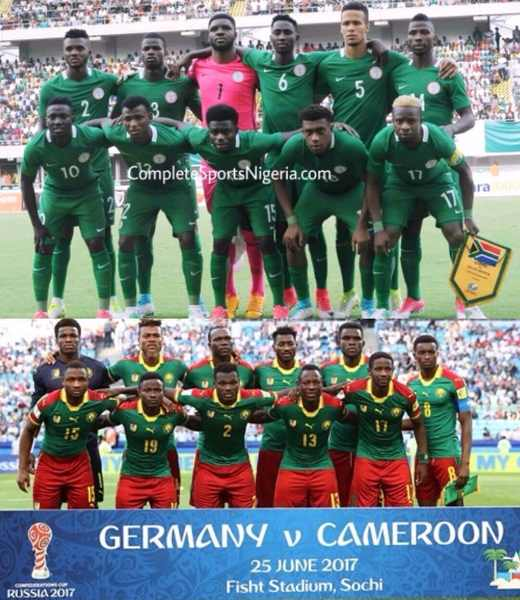NIGERIA 3 – 1 CAMEROON!: My Most Memorable Match, Super Eagles Can Win Again!