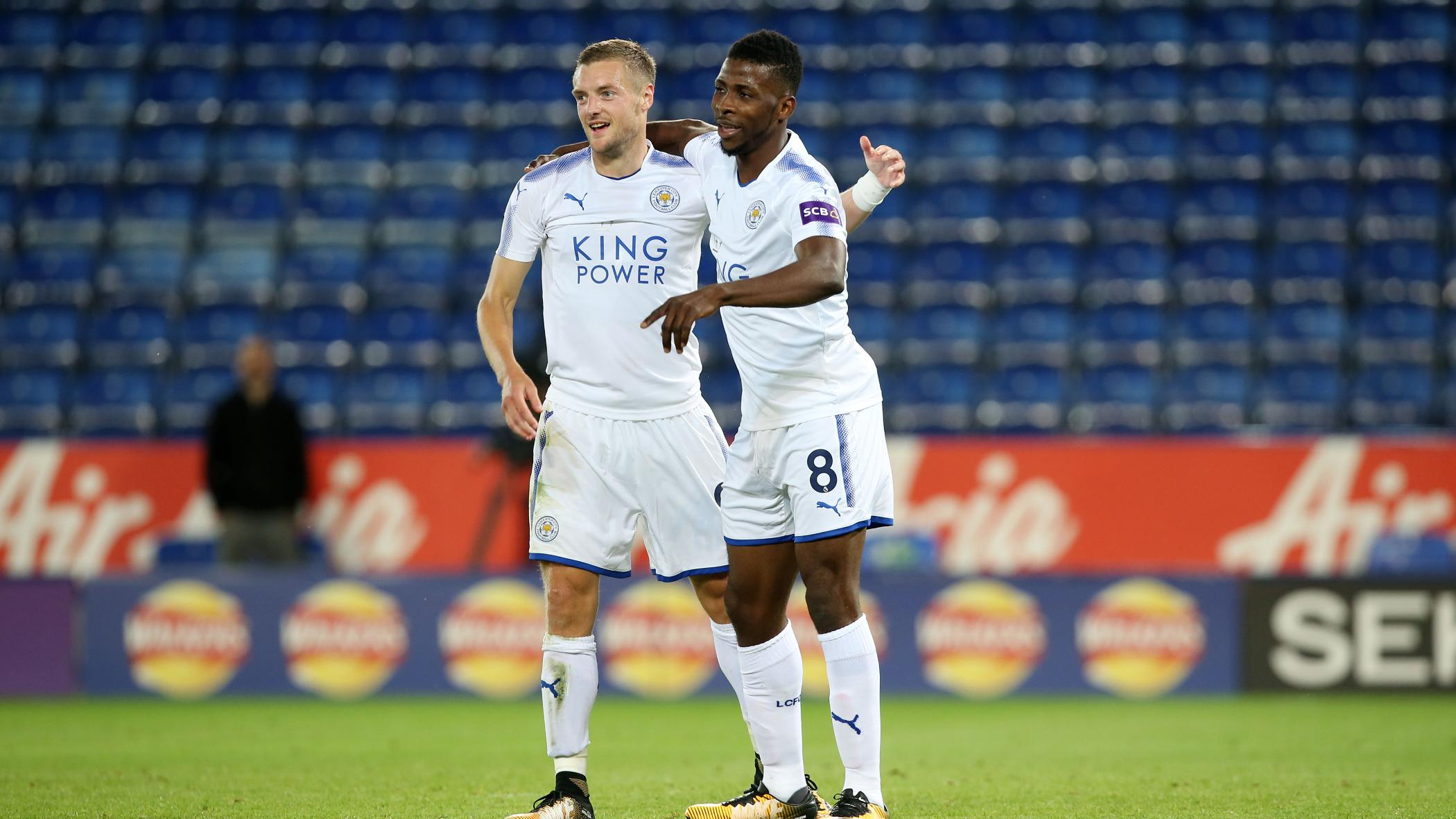 Leicester Boss Shakespeare: We Played Safe With Iheanacho Substitution Vs Monchengladbach