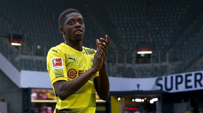Dortmund Reject Barcelona Bid For 'Missing' Dembele