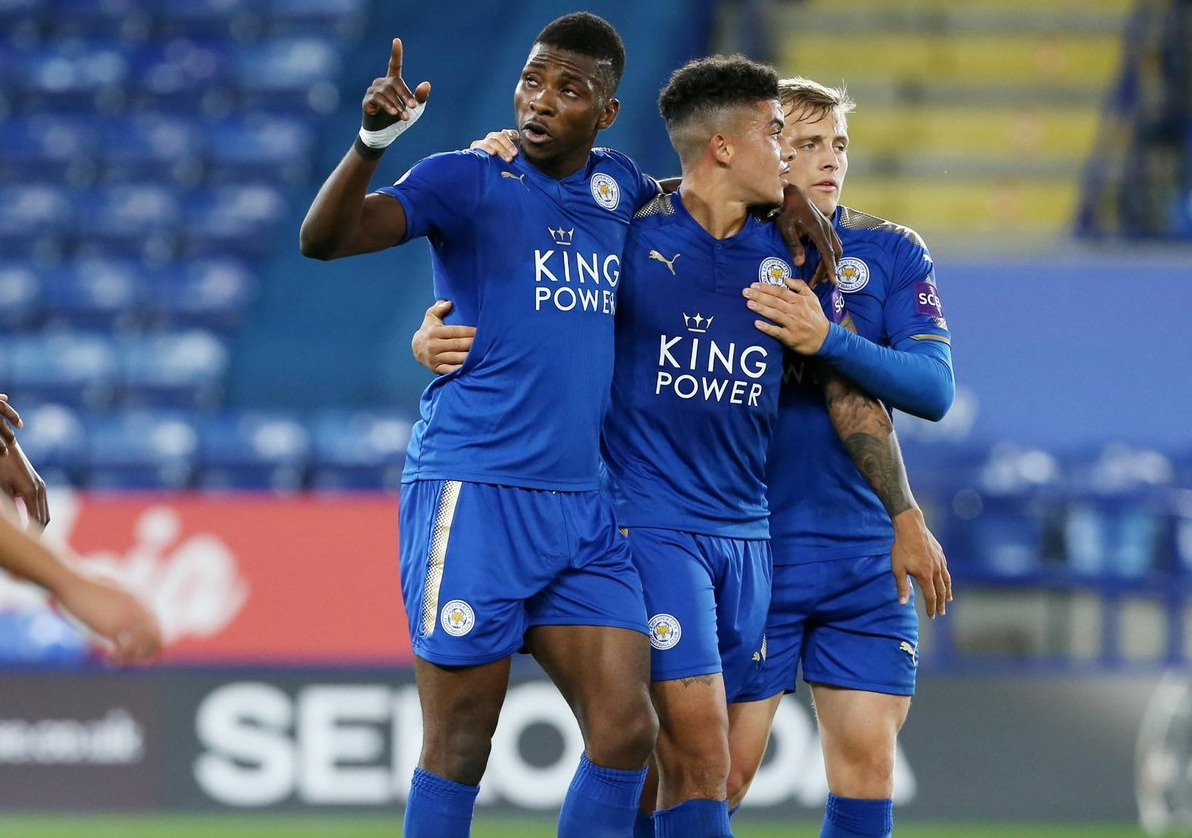 Iheanacho Scores In Leicester U-23s Win Over West Ham