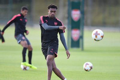 Iwobi Excited As Arsenal Face Cologne In Europa League