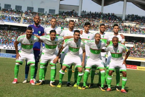Algeria Star Attal: We Must Beat Nigeria For New Coach Madjer