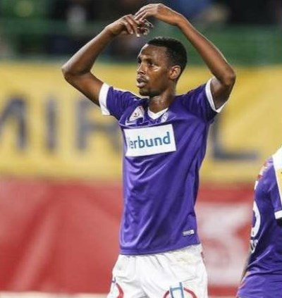 Alhassan Open Goals Account For Austria Wien