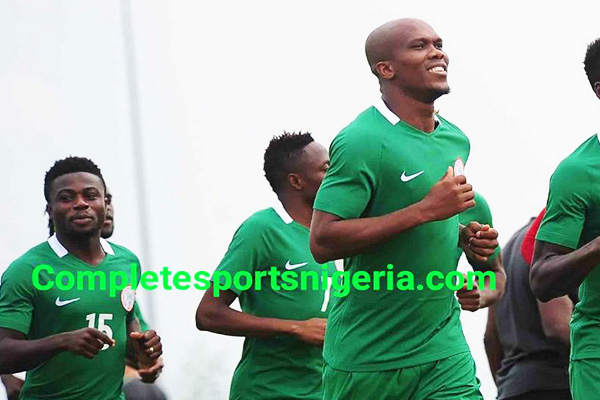 Obuh: Nigeria Must Cultivate Winning Mentality Against Cameroon