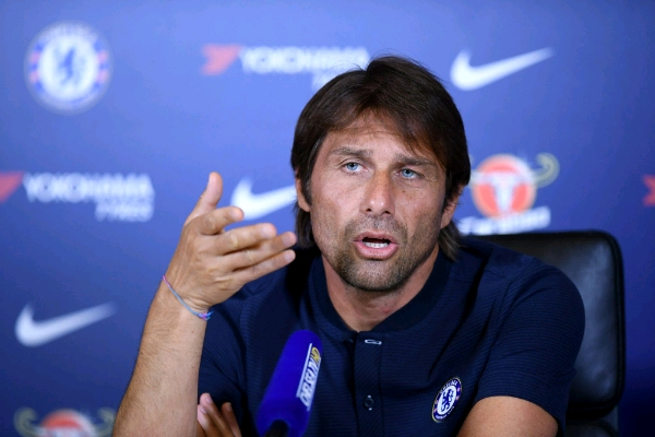 Conte: Morata Out Vs Watford, Giroud Won't Start, I'm Not Interested In Italy Job