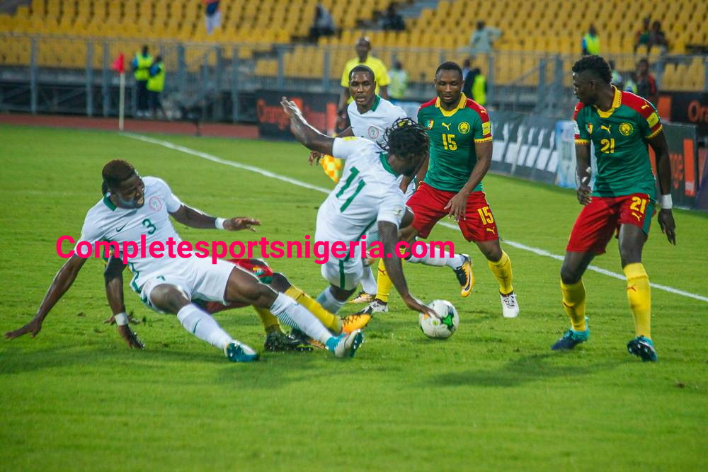Seven Takeaways From Lions Vs Super Eagles Yaounde Clash