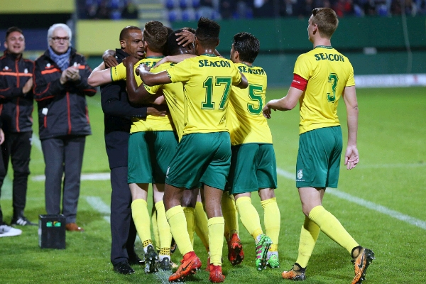 Oliseh Leads Table-Topping Fortuna Sittard To 7th Straight League Win
