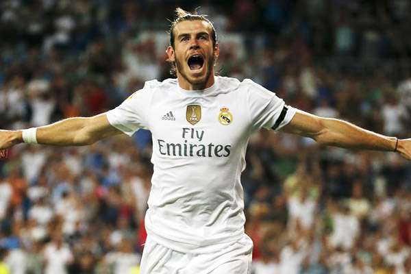 Bale: I May Celebrate If I Score Against Tottenham