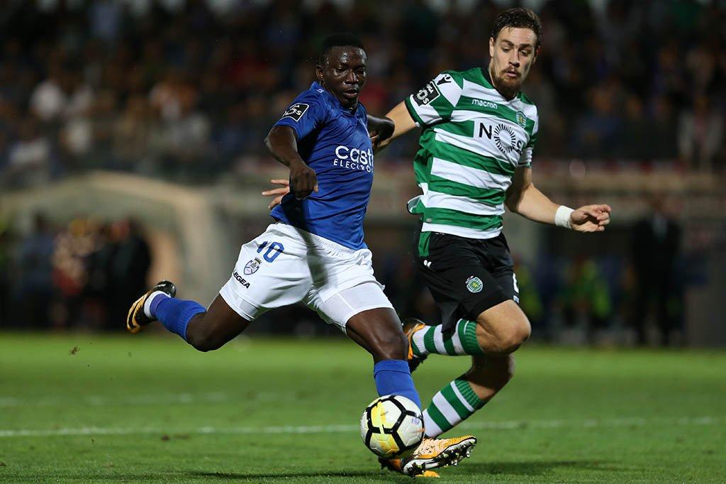 Feirense Sporting: Etebo's Goal Not Enough To Save Feirense From Sporting