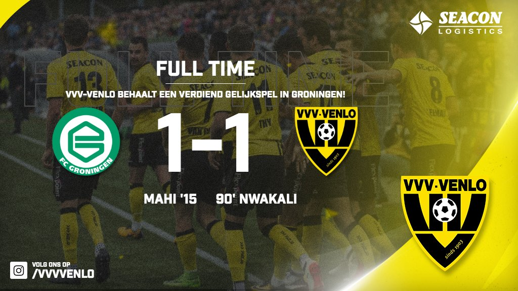 Arsenal Loanee Nwakali Scores On VVV Venlo Debut Vs Groningen