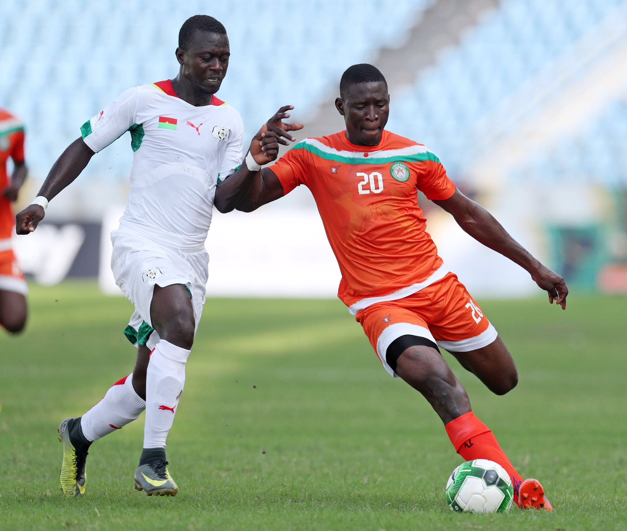 WAFU Cup: Niger Stun Burkina Faso To Advance Into Group