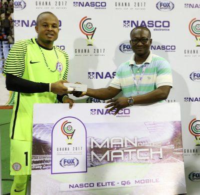Ezenwa Eager To Use WAFU Cup To Improve Super Eagles Role, Club Career