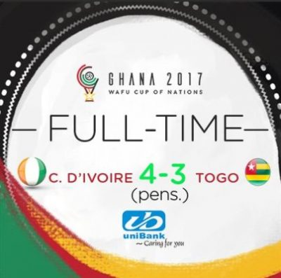 CIV Edge Togo On Penalties To Reach WAFU Cup Group Stage