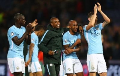 "Champions League: Guardiola Happy With Man City's ""Great Start"", Praises Stones"