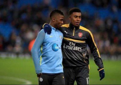 How Alex Iwobi And Kelechi Iheanacho Are Repositioning Nigeria's Football History