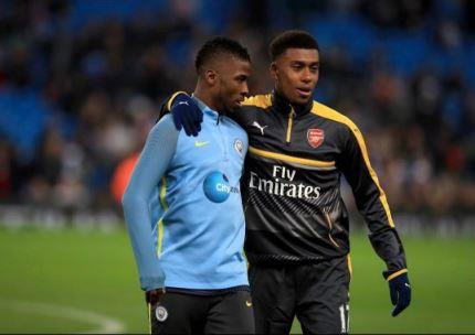 How Alex Iwobi And Kelechi Iheanacho Are Repositioning Nigeria's Football History