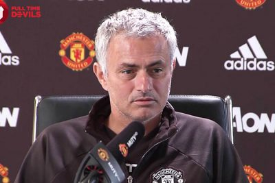 Mourinho: English Clubs Not On Same Level With Real Madrid, Barca, Bayern, Juventus