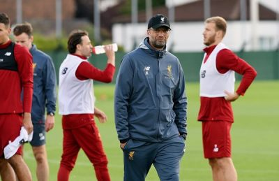 Liverpool Boss Klopp: Burnley Draw Is Our Fault