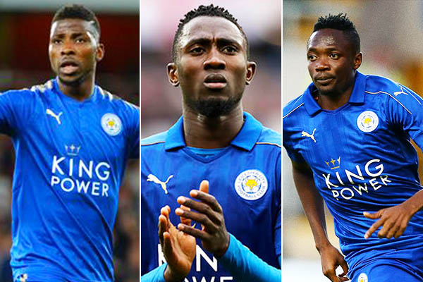 ROAD TO RUSSIA: Will Shakespeare's Leicester Exit Have Any Effect On Musa, Iheanacho, Ndidi's Super Eagles Chances?