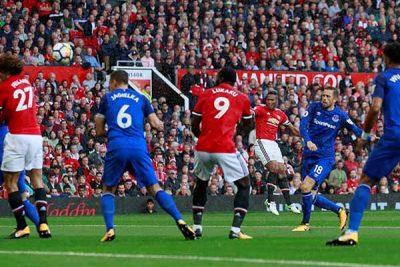 Koeman: Everton Didn't Deserve Man United Thrashing