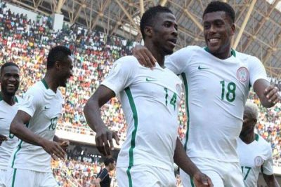 Eagles Storm The Gym for Zambia Saturday's Clash