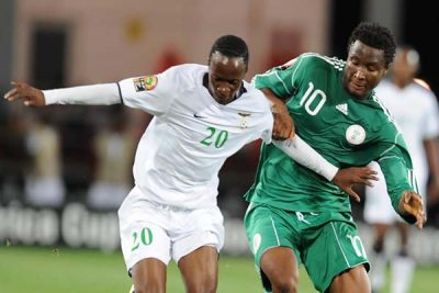 Nigeria vs Zambia: Ighalo speaks on Chipolopolo's mind games