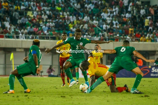 Image result for cameroon vs nigeria