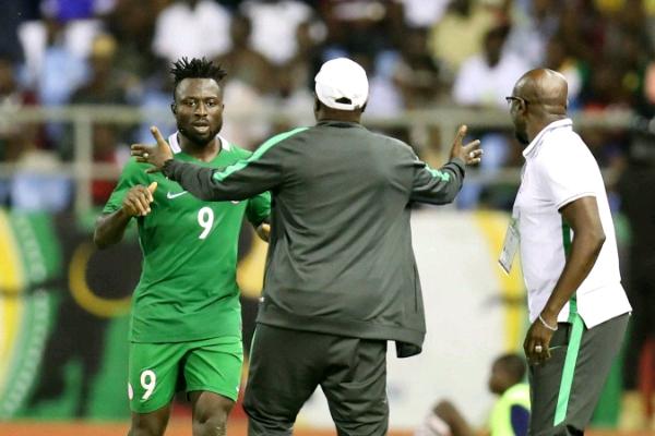 Home Eagles Coach Yusuf: Misfiring Okpotu Will Start Against Equatorial Guinea