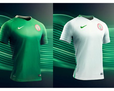 NIKE Cheer Eagles On With New Kit For World Cup Qualification Showdown With Zambia
