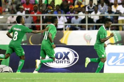 Odey Backs Home Eagles To Lift WAFU Cup
