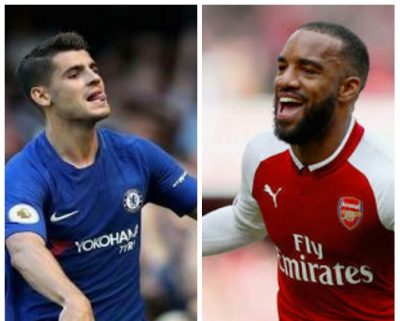Alvaro Morata & Diego Costa: Chelsea striker bashed for Arsenal show