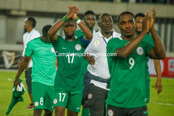 Ikhana: Let's Move On From Super Eagles' Cameroon Win, Focus On Zambia