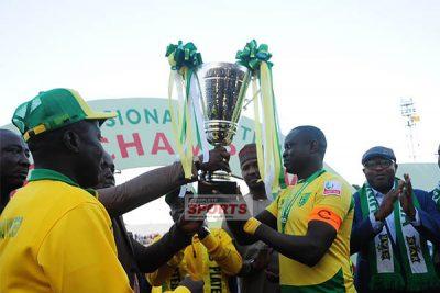FIFA President Infantino Hails Plateau United Over NPFL Title
