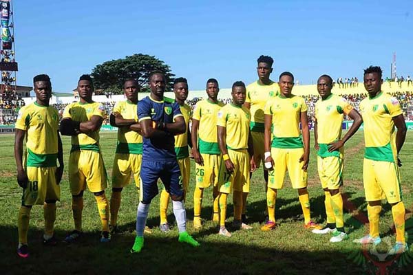 Plateau United Captain Golbe: We Can Emulate Enyimba, Win CAF Champions League