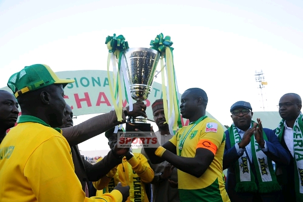 Governor Lalong To Host NPFL Champions Plateau United December 22