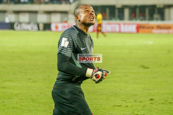 CHAN: Ezenwa Named Man Of The Match Of Nigeria Vs Angola
