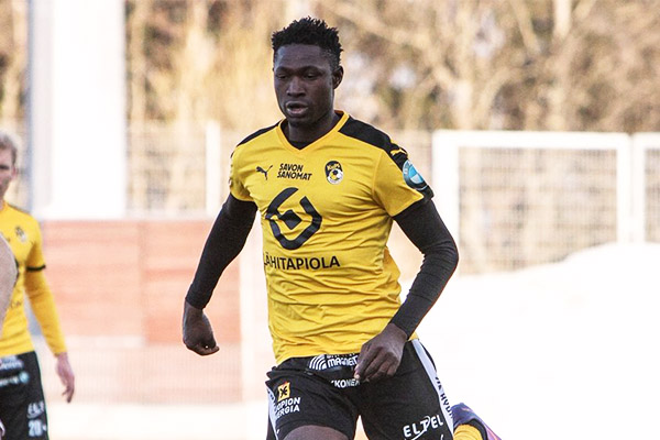 Gabriel Scores In KuPS Draw, Salami Subbed Off