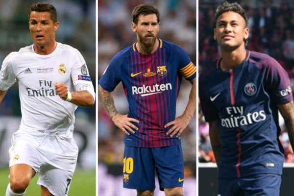 Neymar Vs Cristiano Ronaldo Vs Messi | www.imgkid.com ...