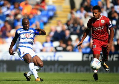 Aluko Rated One Of Reading's Top Summer Signings