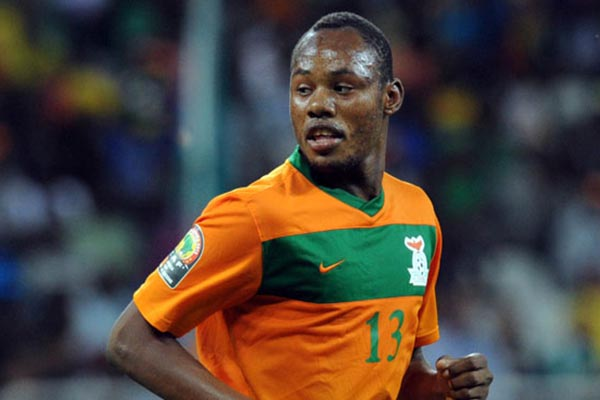 Chipolopolo' Russia-Based Sunzu, Sakala To Hit Accra Camp Today