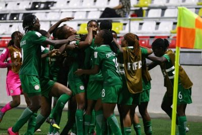 Falconets Outscore Tanzania In U-20 Women's World Cup Qualifier