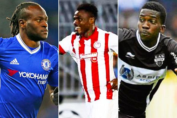 Champions League: Moses, Emenike Seek 5th Starts As Samuel, Onyekuru Eye Debuts